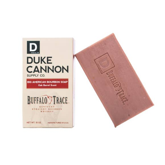 Duke Cannon Big Ass Brick Of Soap - Big American Bourbon Soap