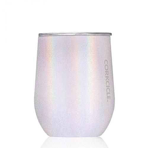 Corkcicle 12oz Stemless Wine- Unicorn Magic
