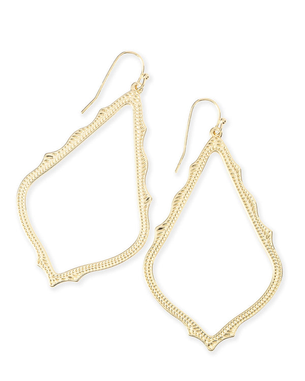 Kendra Scott Sophee Earrings - Gold