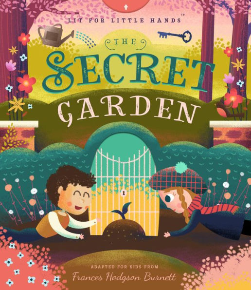 Lit for Little Hands - The Secret Garden
