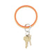 Big O Key Ring - On The Beach Leather