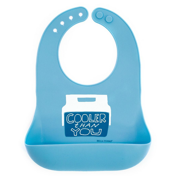Bella Tunno Wonder Bib - Cooler Than You