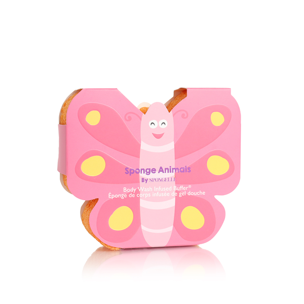 Spongelle - Butterfly Sponge Animal