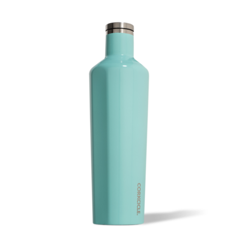 Corkcicle 25oz Canteen - Turquoise