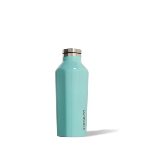 Corkcicle 9oz Canteen - Turquoise