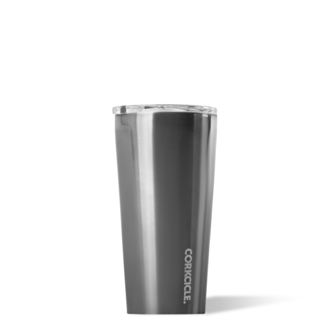 Corkcicle 16oz Tumbler - Metallic Gunmetal