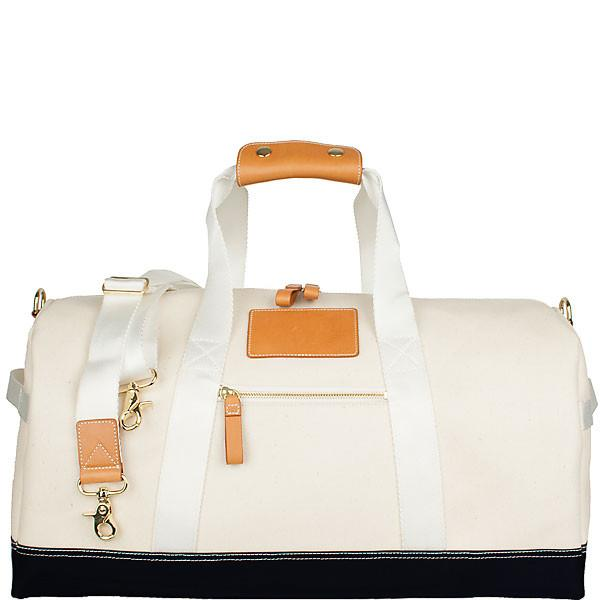Boulevard - Dakota Canvas Duffle Bag