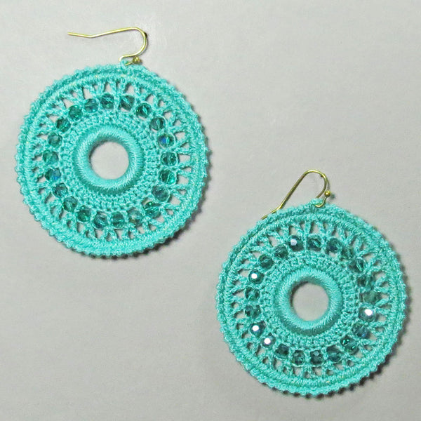 Addie Earring - Turquoise