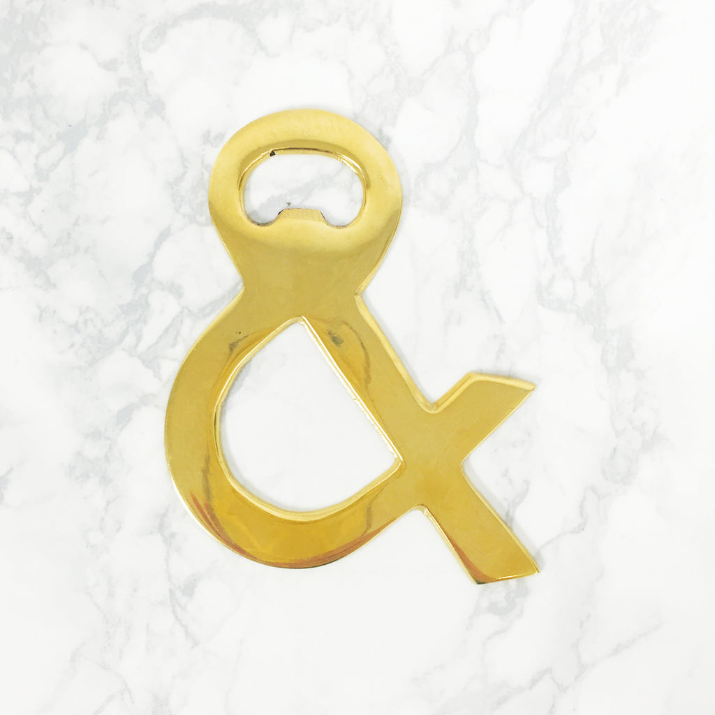 8 Oak Lane Bottle Opener - Ampersand