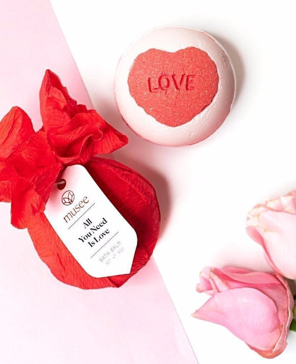 Musee Bath Balm - All You Need Is Love