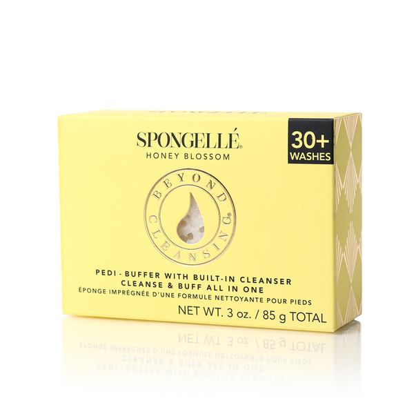 Spongelle Pedi-Buffer - Honey Blossom