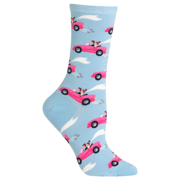 Hot Sox Women's Socks - Just Married