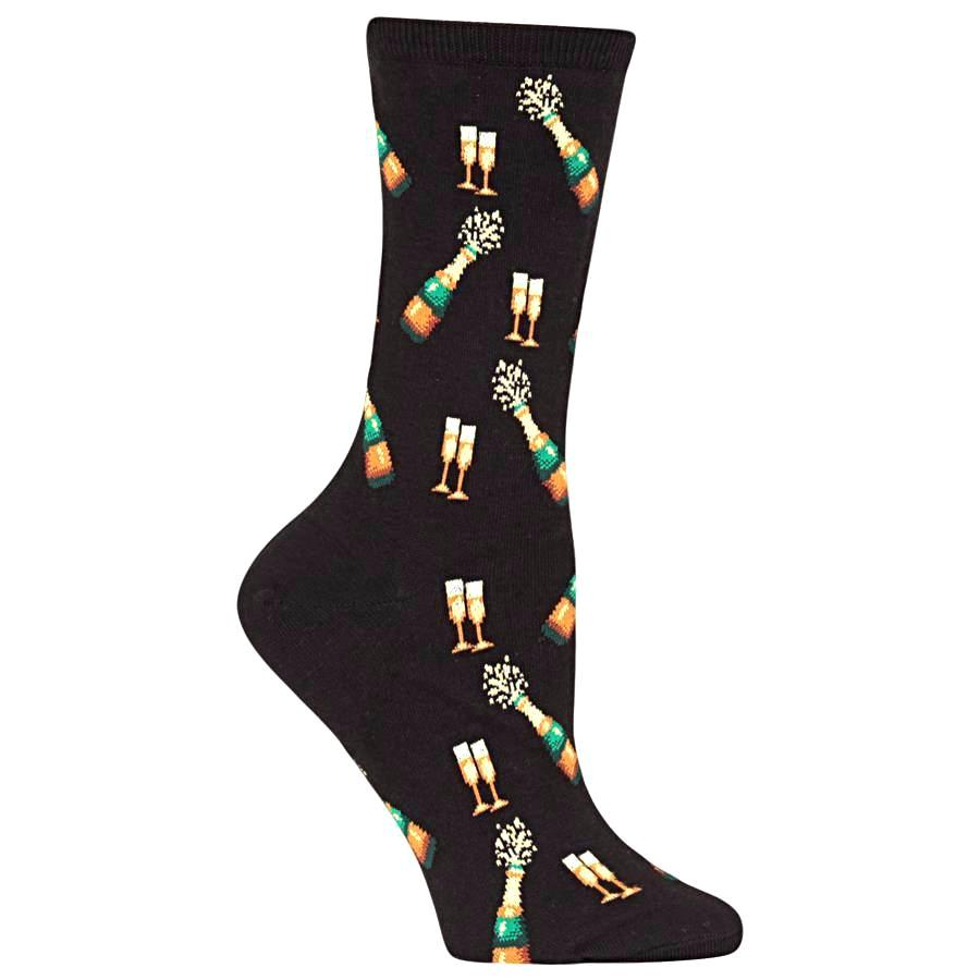 Hot Sox Women's Socks - Champagne