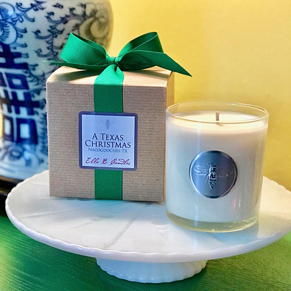Ella B Neighborhood Candle - A Texas Christmas