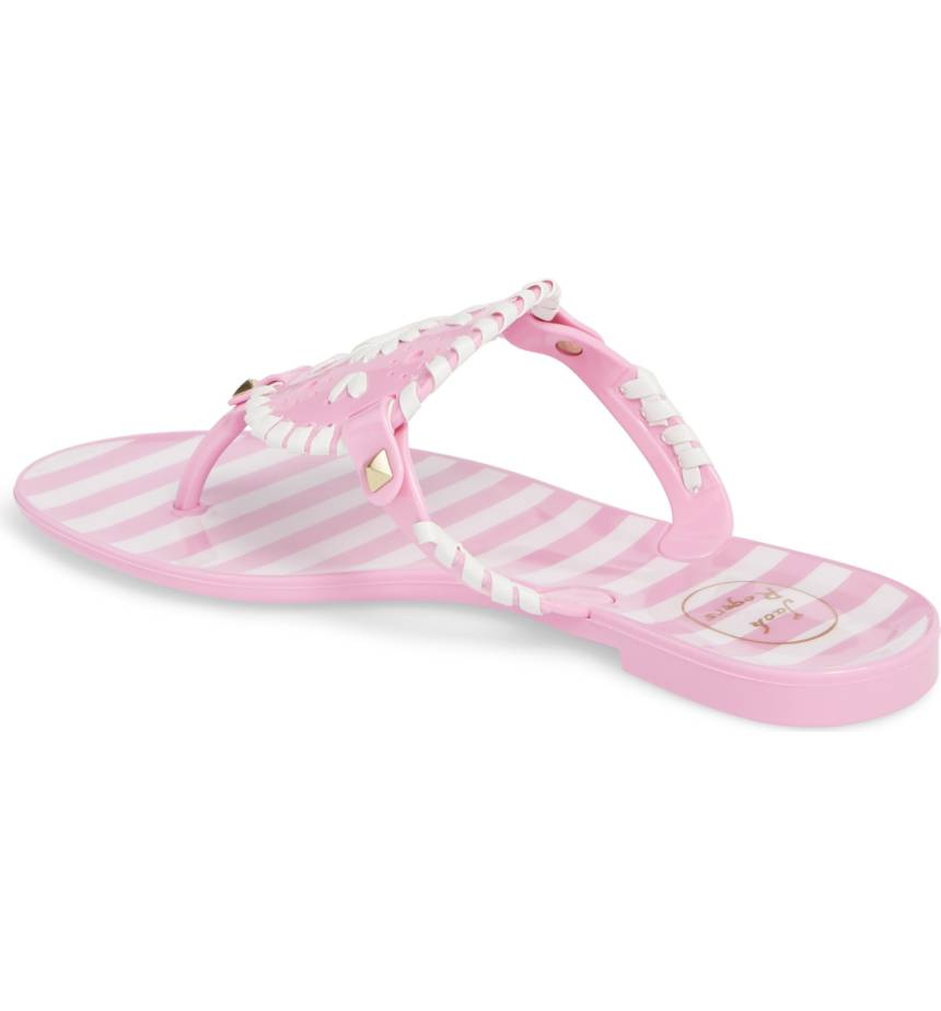 e2d48ed75940 Jack Rogers Georgica Jelly - Lavender Pink – Macy May