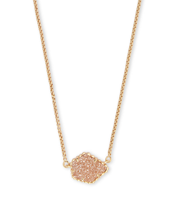Kendra Scott Tess Necklace - Sand Drusy