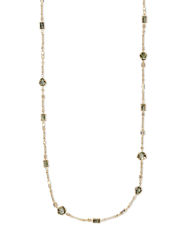 Kendra Scott Yazmin Necklace - Sage Mix