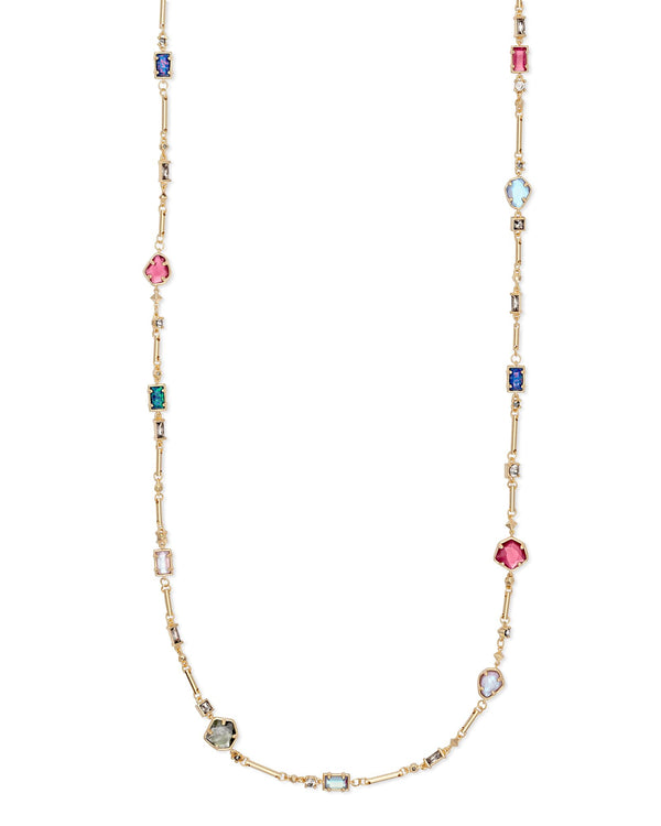 Kendra Scott Yazmin Necklace - Jewel Tone Mix