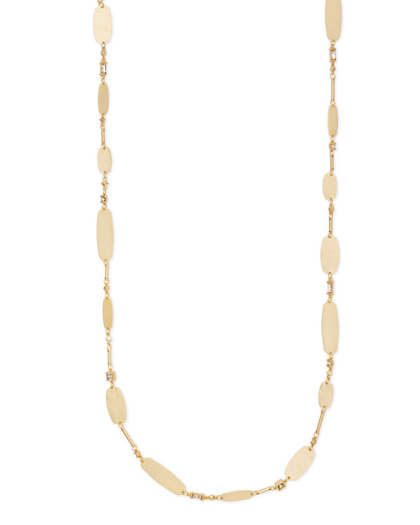 Kendra Scott Claret Necklace - Smoky Mix