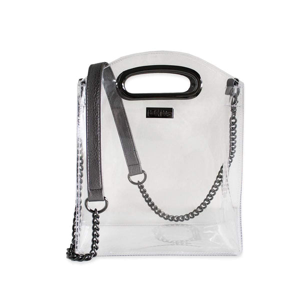 Packed Party Cooper Crossbody - Gunmetal