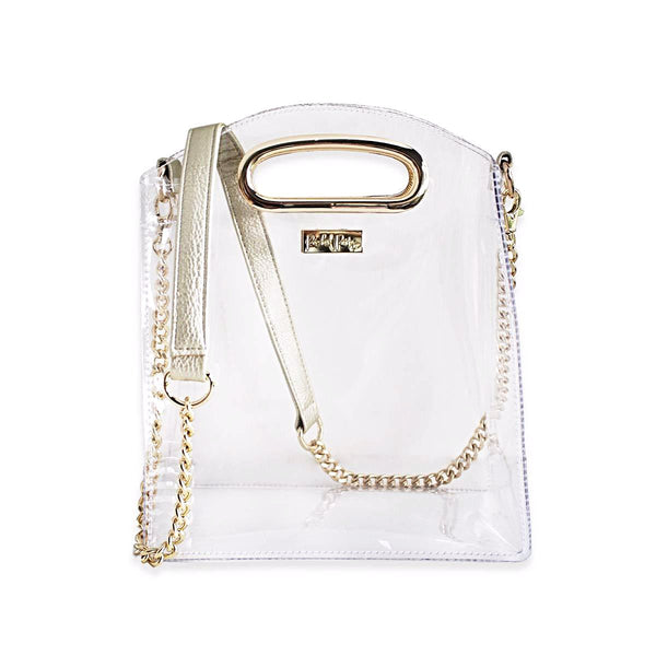 Packed Party Cooper Crossbody - Gold