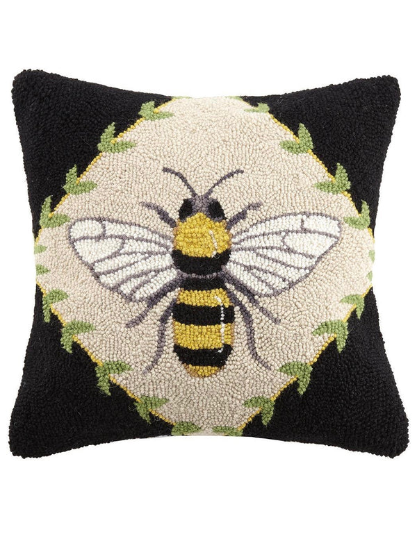 Peking Handicraft - Bumblebee Pillow