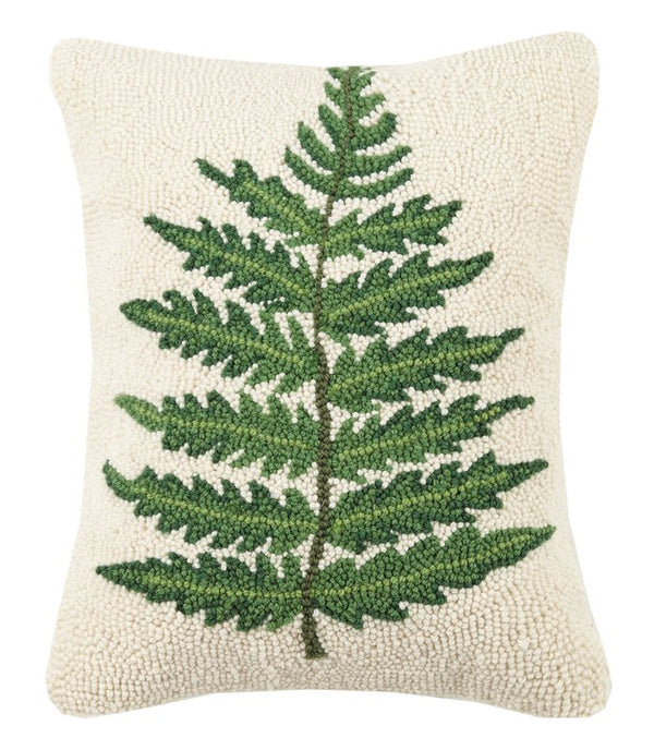 Peking Handicraft - Fern Pillow