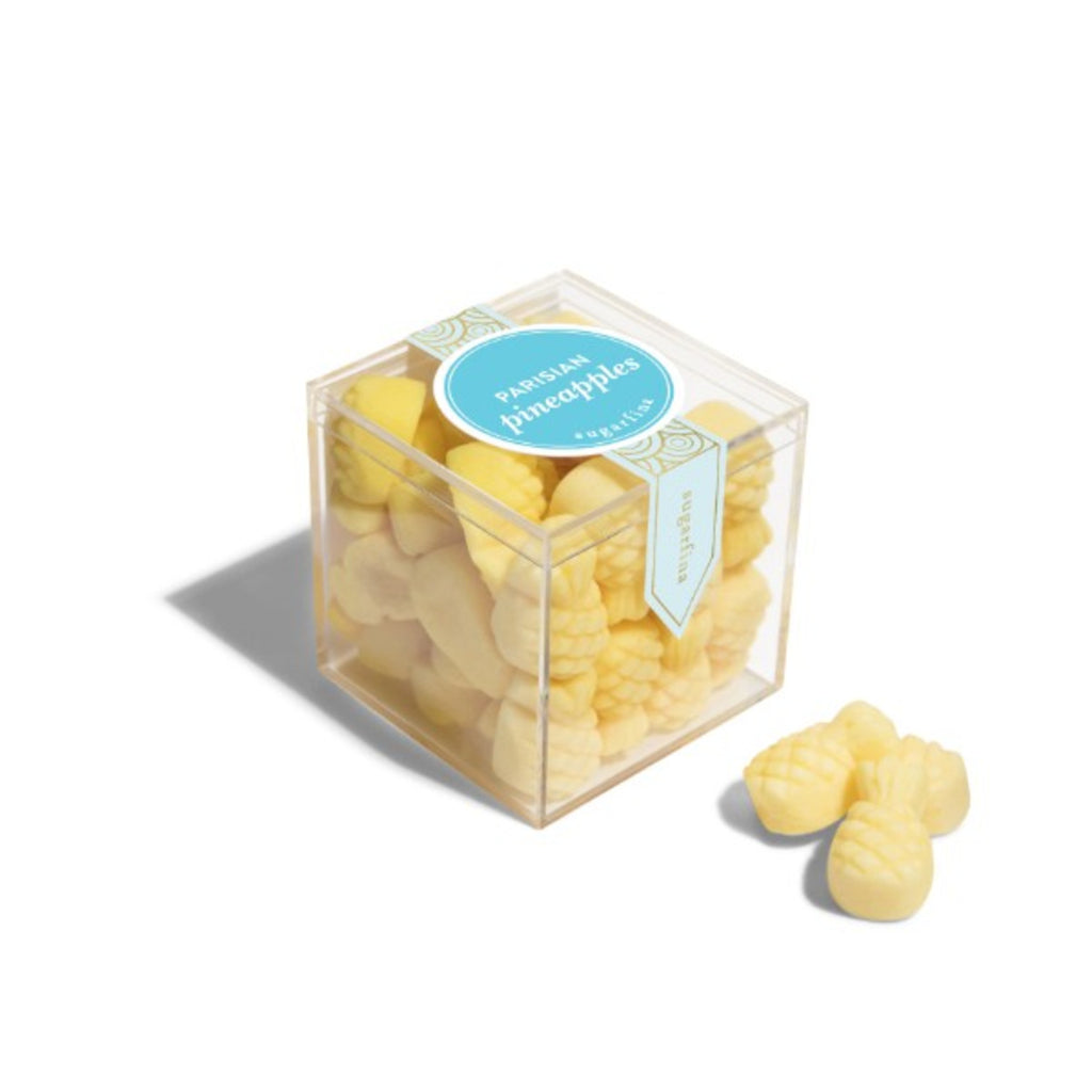 Sugarfina Candy Cube - Parisian Pineapples