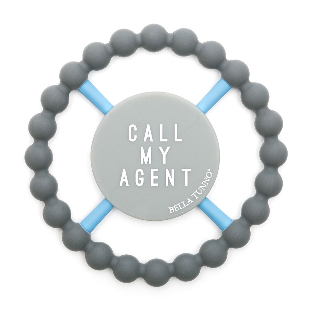 Bella Tunno Happy Teether - Call My Agent