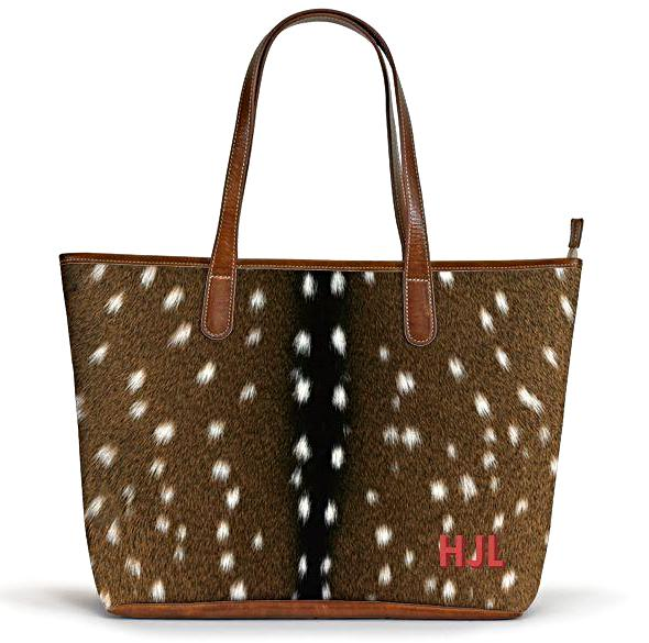 Barrington Gifts - The Savannah Zippered Tote