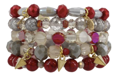 Erimish Bracelet Stack - Holly