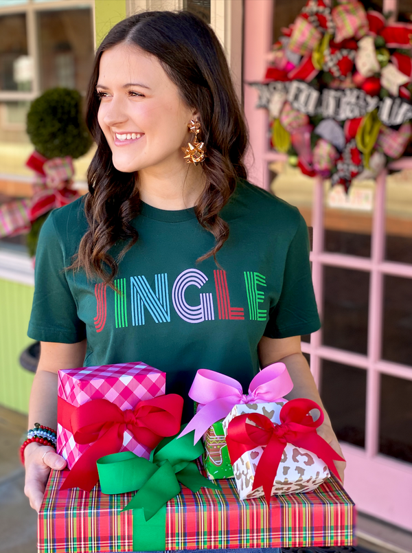 Macy May Graphic Tee -  Jingle
