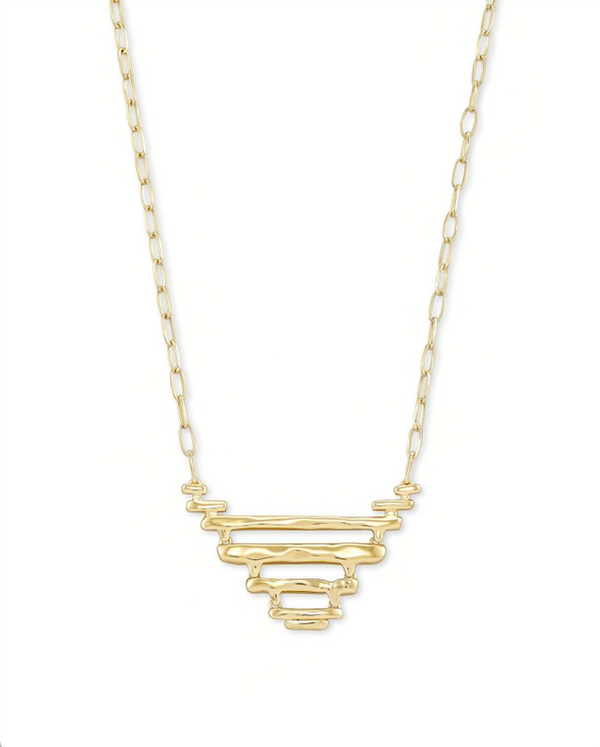 Kendra Scott Rylan Pendant Necklace - Gold