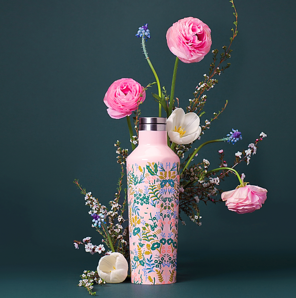 Rifle Paper Co. x Corkcicle 16oz Canteen - Tapestry