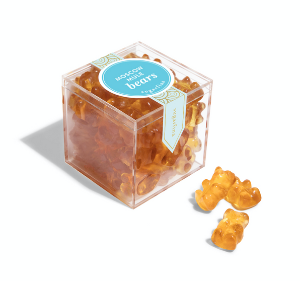 Sugarfina Candy Cube - Moscow Mule Bears