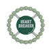 Bella Tunno Happy Teether - Heart Breaker
