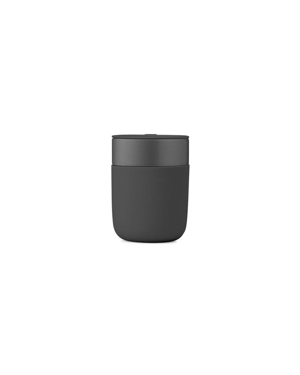 W&P Porter Ceramic Mug 12oz - Charcoal