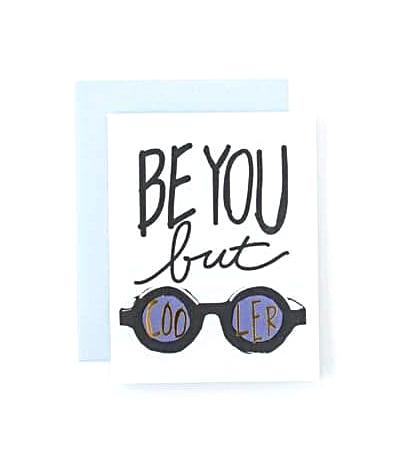 Sweet Caroline Greeting Card - Be You