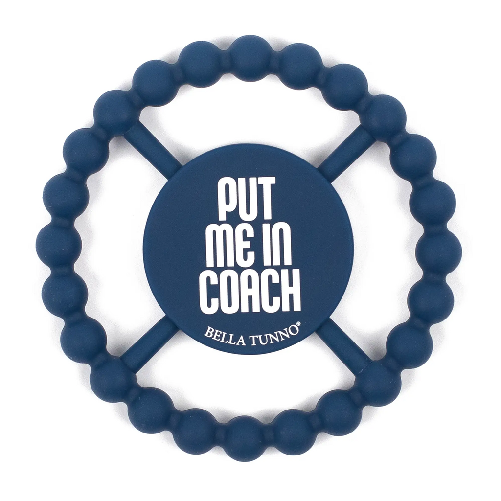 Bella Tunno Happy Teether - Put Me in Coach