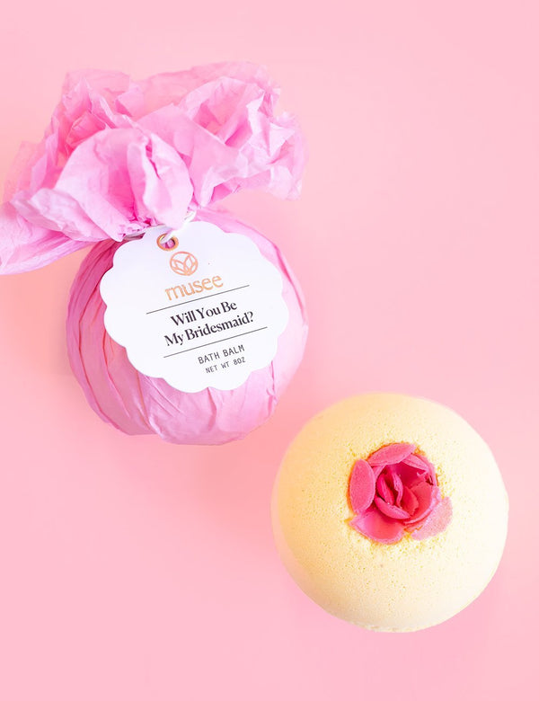 Musee Bath Balm - Will You Be My Bridesmaid