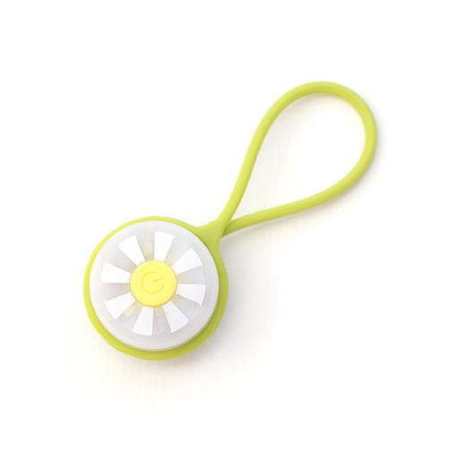 Bright Spot LED Purse + Party Light - Lime Green