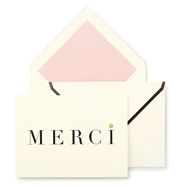 Kate Spade Boxed Notes - Merci