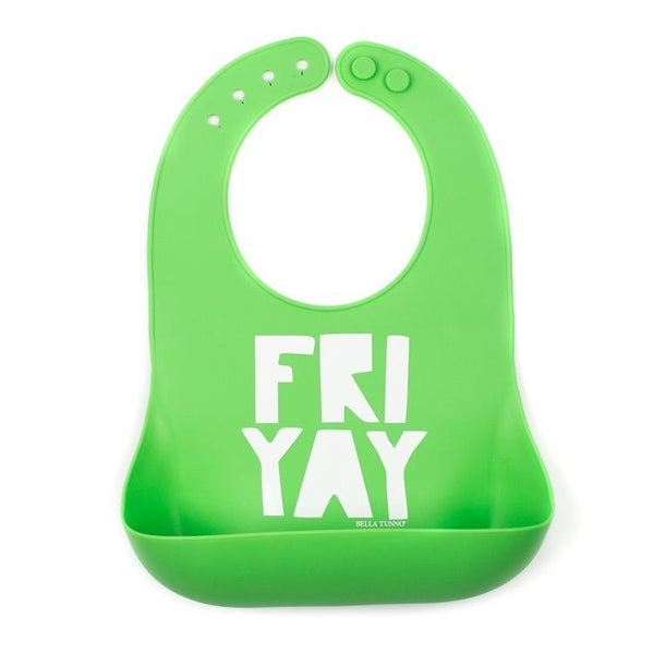 Bella Tunno Wonder Bib - Fri Yay
