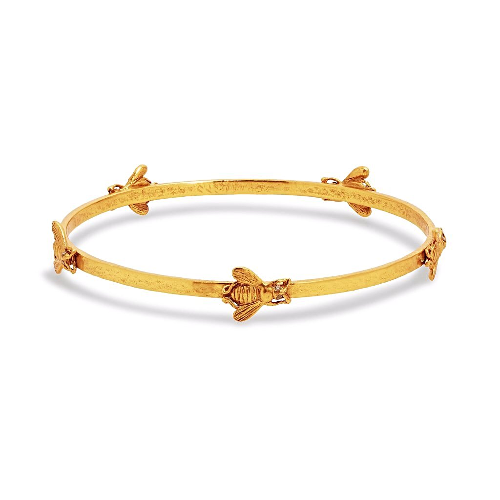 Julie Vos - Bee Bangle