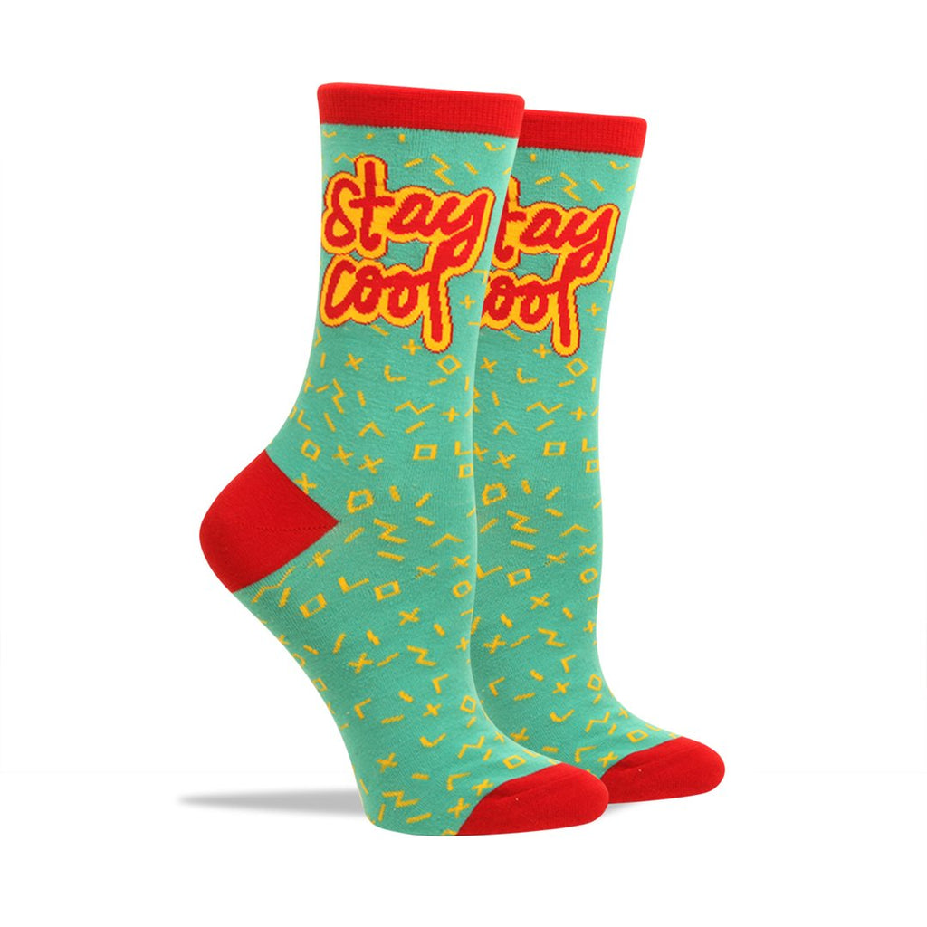 Patches & Pins Women's Socks - Stay Cool