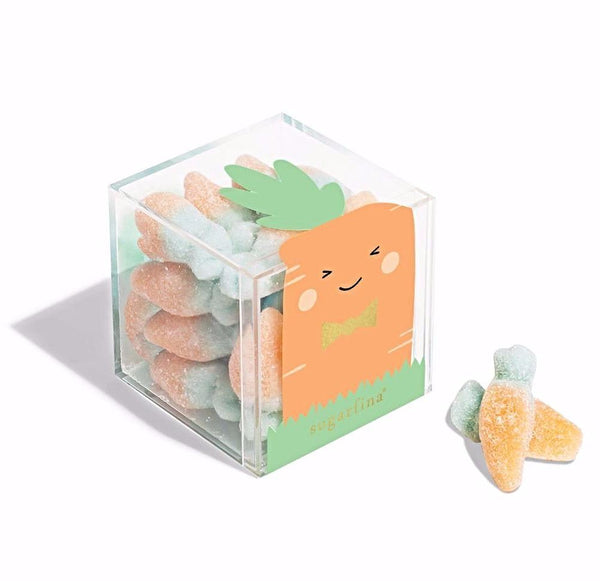 Sugarfina Candy Cube - Baby Carrots