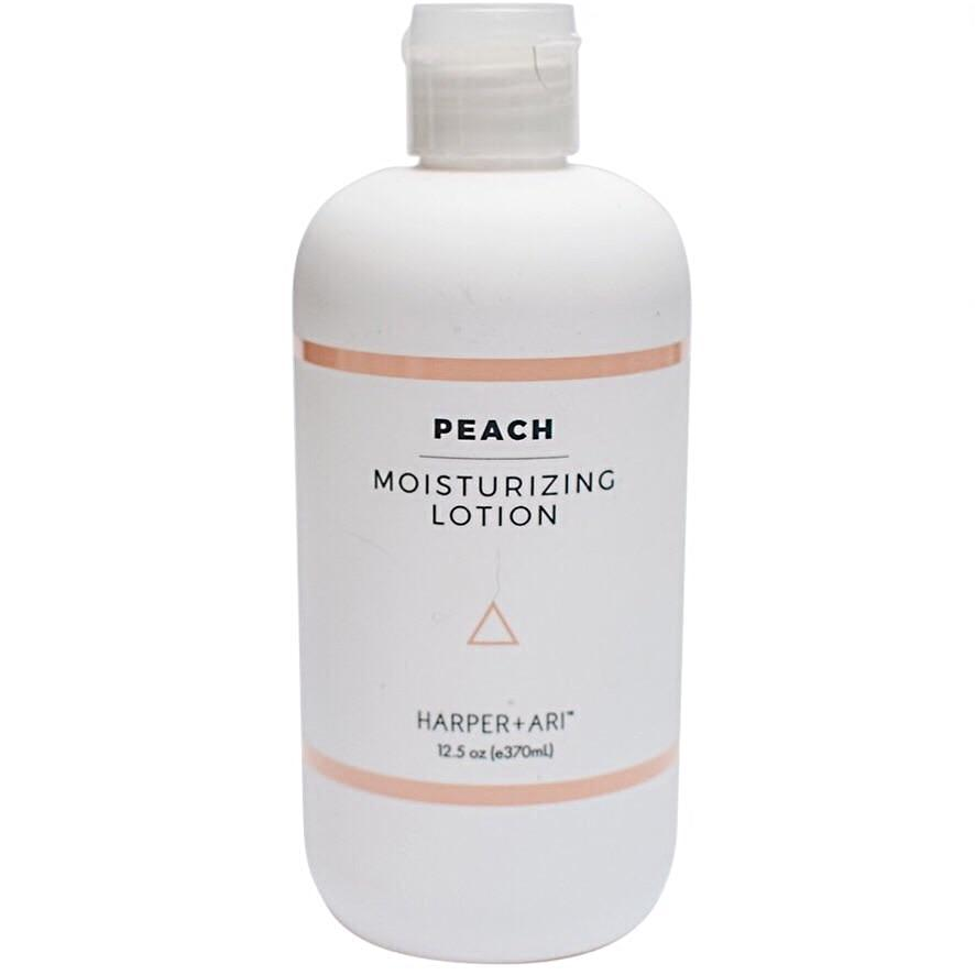 Harper + Ari Moisturizing Lotion 12.5oz - Peach
