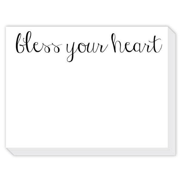 Rosanne Beck Slab Pad - Bless Your Heart