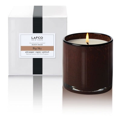 LAFCO Signature Candle 15.5oz - Big Sky