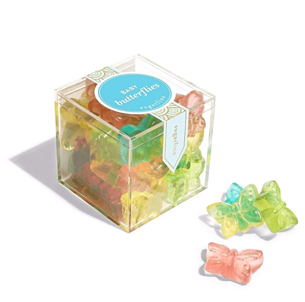 Sugarfina Candy Cube - Baby Butterflies